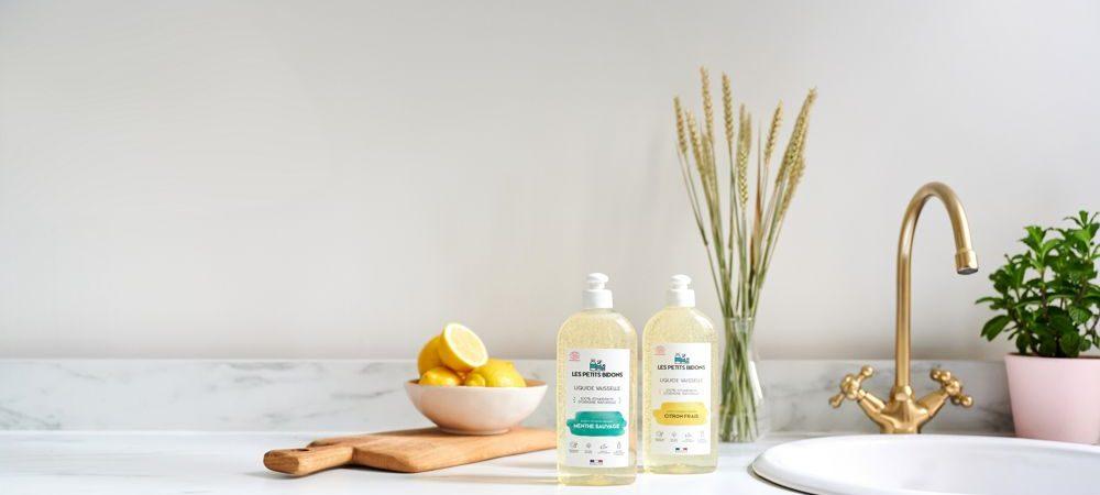 Liquide vaisselle 100 % naturel