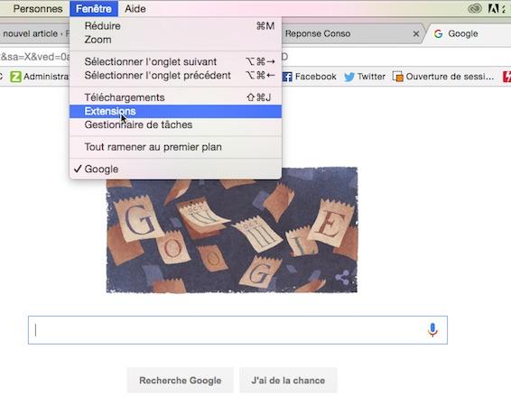 google-extensions